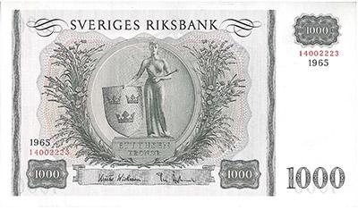 Riksbanken medger att 100000 kronor saknas